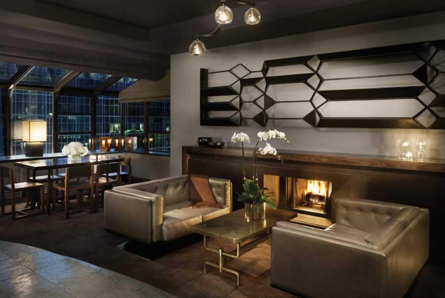 Penthouse at Royalton Hotel Times Square New Years Eve 2021