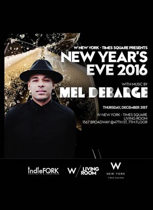 New Years Eve At W New York Times Square Nyc New Years