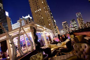 The Attic Rooftop (FKA XVI) Times Square New Years Eve 2021