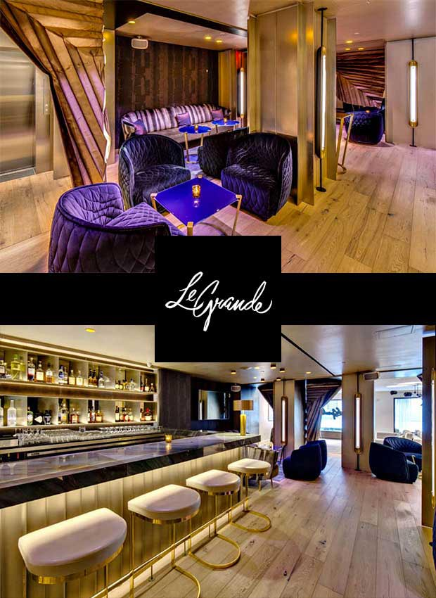 LeGrande Lounge at Time Hotel NYC New Years Eve 2020