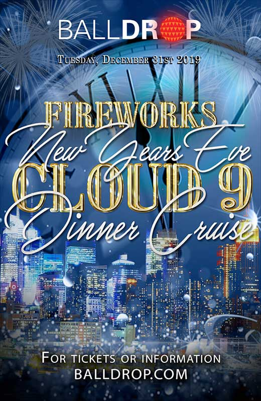 New Years Eve at Cloud 9 IV NYC | NYC New Years Eve 2021