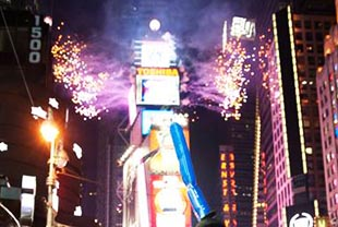 Tickets Times Square New Years Eve