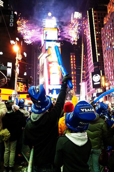 Times Square New Years Eve Tickets