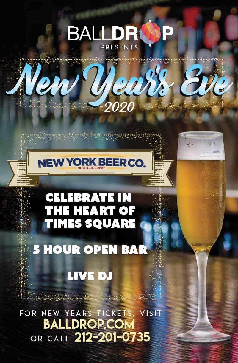 Best New Years Eve Parties Nyc