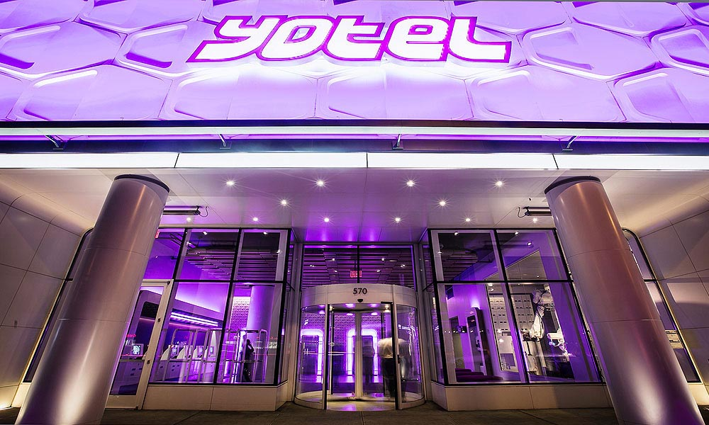 Yotel London Heathrow Airport Hotel