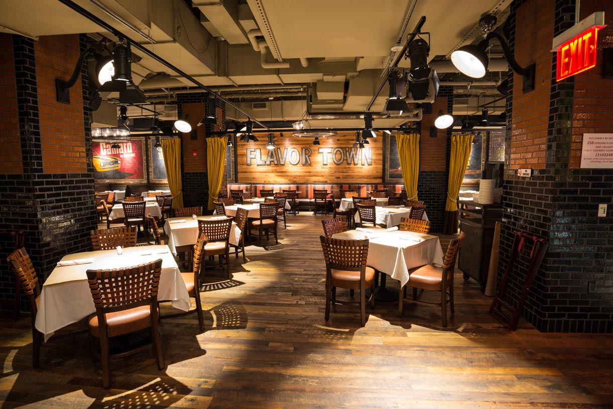 New Years Eve At Guy S American Kitchen Bar Nyc New