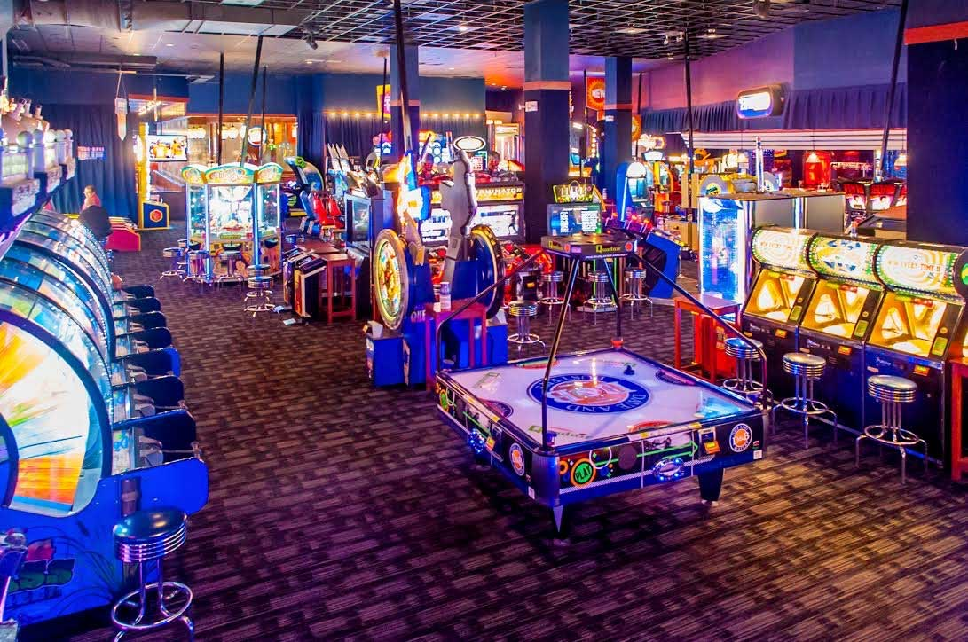 New Years Eve At Dave And Busters Nyc Nyc New Years Eve 2020