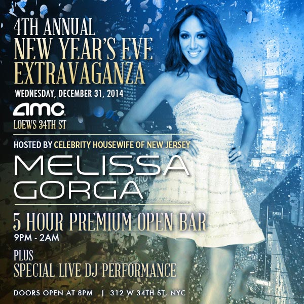 New Years Eve at AMC 34th Street NYC | NYC New Years Eve 2021